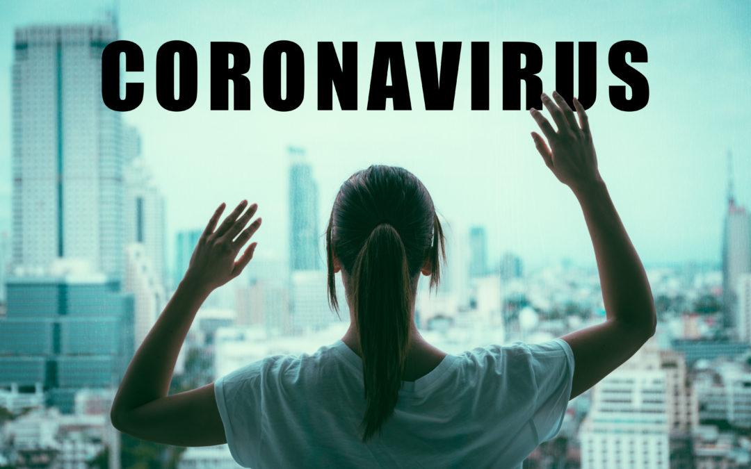 Coronavirus : comment gérer le stress du confinement pour une manager / entrepreneure